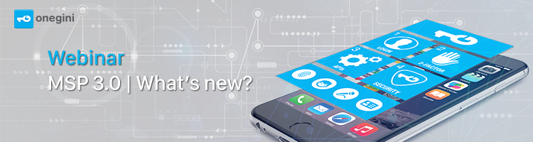 Onegini Mobile Security Platform 3.0 Whats new webinar blog